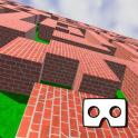 VR Maze Solver Adventure (Google Cardboard)