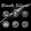 Black Silver Theme