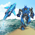 Warrior Robot Shark– Shark Robot Transformation