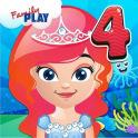 Mermaid's Fourth Grade Games