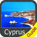 Cyprus GPS Map Navigator