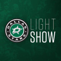 Dallas Stars Light Show
