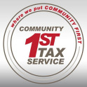 COMMUNITY 1ST TAX SERVICES