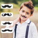 Real mustache photo editor