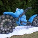 Arte y Decoración con globos