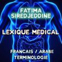 Lexique médical français/arabe/terminologie