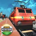 Indian Metro Train Simulator
