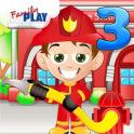 Fireman Kids 3rd Grade Games