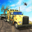 ARMY TRANSPORTER 3D