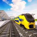 Euro Train Simulator Games 2019