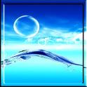 Water Bubble live wallpaper
