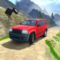 Offroad Monster Jeep Racing Drive