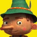 Talking Pinocchio - Game for kids