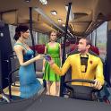 Modern City Bus Drive Parking Games-WG Bus Game