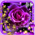 Purple Roses LWP