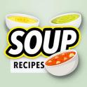 सूप व्यंजनों मुक्त