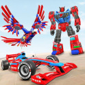 Eagle robot car game