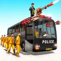 Police Bus Shooting -Police Plane Prison Transport