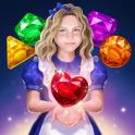 Alicia en el país de los puzzles: Match-3 gratis