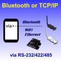 Bluetooth SPP &TCP/IP Terminal