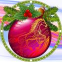 Christmas Eve Clock
