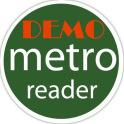 Metro Reader Demo