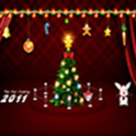 XMas Greeting Live Wallpaper