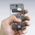 Telefone transparente