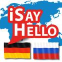 iSayHello Deutsch - Russisch