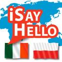 iSayHello Italian - Polish