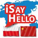 iSayHello Polish - Chinese (Translator)
