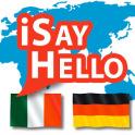 iSayHello Italian - German