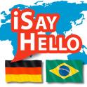 Deutsch - Portugiesisch Brasil