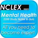 NCLEX Mental Health 2200 Quiz