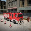 Fire Truck parking 3D