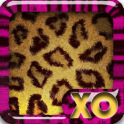 Gold Leopard theme icon pack