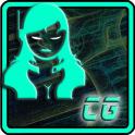 Cyber Girl Theme