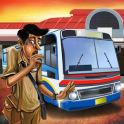 Chennai Bus Parking 3D
