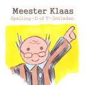 Meester Klaas - (Werkwoord)spelling