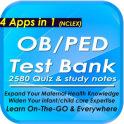 NCLEX OB/PEDS 2500 Note & Quiz
