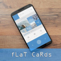 fLaT CaRds for KLWP