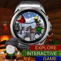 Weihnachts Watchface + Spiele