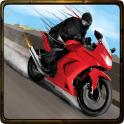 Classic Motobike Speed Road