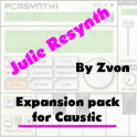Julie Resynth for Caustic