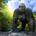 Scary Hunt Gorilla Animal