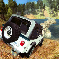 Offroad Jeep Hill Climbing 4x4
