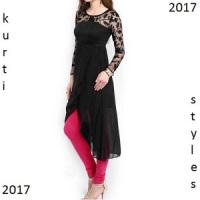 Kurti Styles 2018