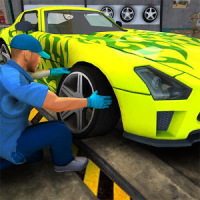 Car Mechanic Simulator Game 3D