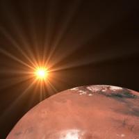 Mars Clock Widget 2.0