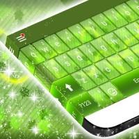 Light Green Keyboard Theme